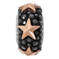 Star Rose Gold Hematite