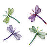 4 Dragonfly Pin Kits
